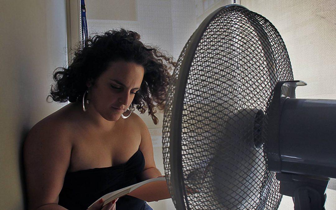 Record en venta de A/A y ventiladores por ola de calor